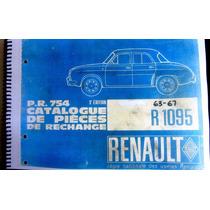 Catálogo Manual Peças De Reposição Gordini Dauphine