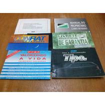 Manual Do Proprietario Do Tipo 1995 1.6 2.0 8v E 2.0 16v