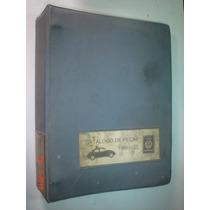 Catalogo Peças Vw Sedan Fusca 1200 1300 Original Manual Raro