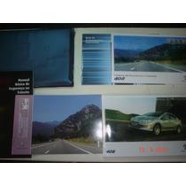 Novo Em Branco Manual Peugeot 408 2011 2012 2013 Original