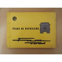 Catálogo De Peças Para Reposição Fnm 180