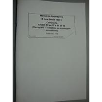 New Beetle Manual Reparos Montagem Acabamentos Externos