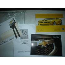 Novo Em Branco Manual Cobalt 2014 Original Chevrolet Gm Ltz