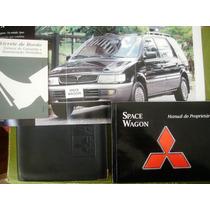 Manual Proprietário Mitsubishi Space Wagon 95 Completo Ótimo