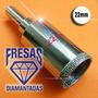 Brocas Para Vidro Diamantada 22mm Serra Copo Artesanato