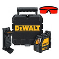 Nivel Laser Esquadro Laser 2x1 Dw087k Dewalt Alta Precisão
