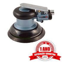 Lixadeira Roto Orbital Pneumatica 5 Pol Industrial - Ldr2