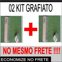 Risca Facil De Grafiato 2 Kit Ferramenta Efeito