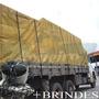 Encerado Melhor Preço M² Lona Caminhão Algodão Impermeável