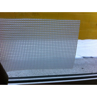 Lona Transparente Pvc 500 Micras Toldo Cobertura Tenda 2x10m