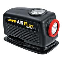 Compressor De Ar Com Lanterna 12v Air Plus Schulz