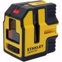 Nivel Laser Cross 90 Stht77341 Stanley Faz 90º + Grampo