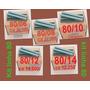 Grampo Pneumatico 80 - Kit 06-08-10-12-14 1cx De Cada
