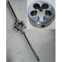 Cossinete Aço Rápido Osg/jboos Ou Fette M20