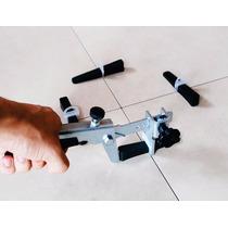 Nivelador De Porcelanato 1.200 Peças + 01 Alicate Reforçado
