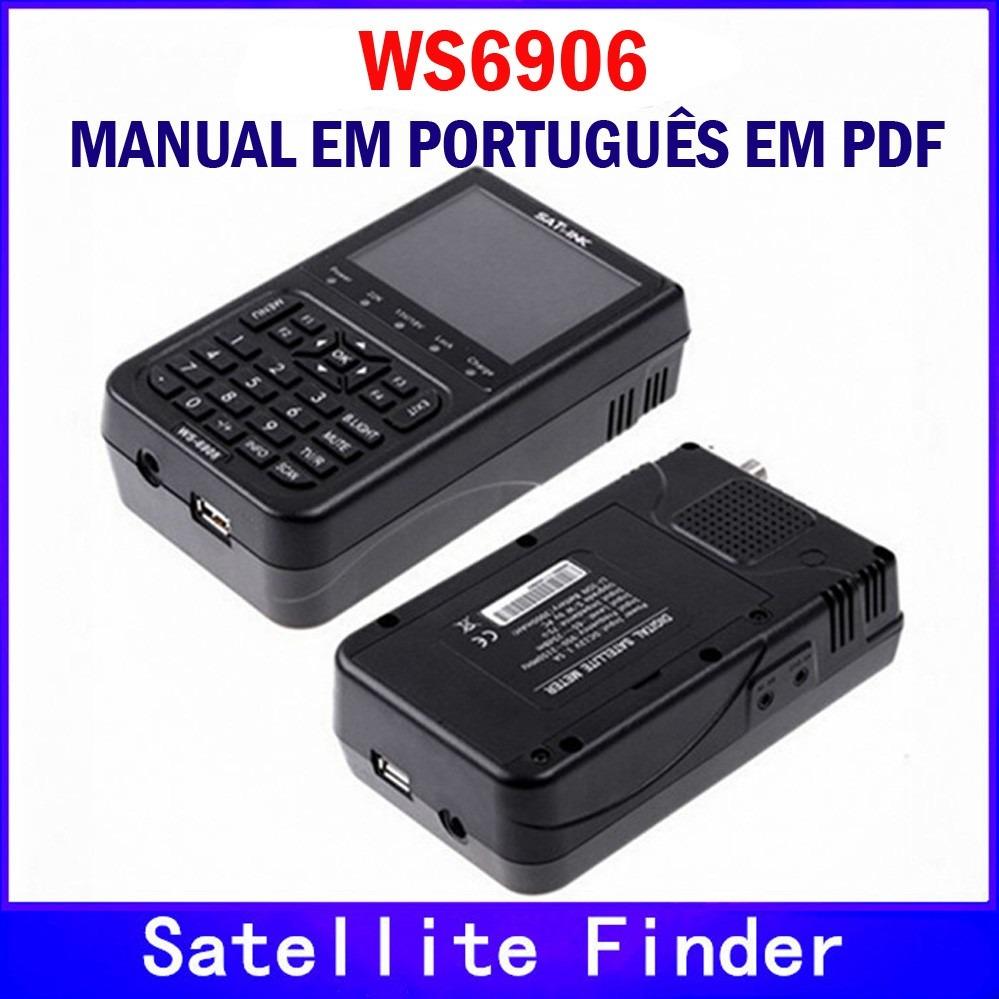 manual do usuário do satlink ws-6906--em português