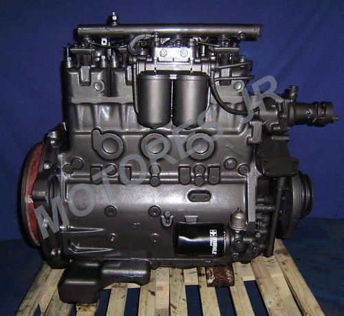 Manutenção E Venda De Motores Diesel Mwm 229 3,4 E 6 Cil - Interior