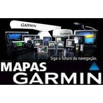Nova Atualização Gps Garmin 2015.10 Brasil + America Do Sul