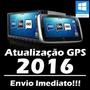 Atualização Gps 2016 3 Navegadores Igo8 Amigo Primo #ljh7