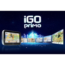 Igo Primo Android 9.6.22.290143 Copilação: 2014 #frete 0800