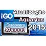 Atualização 2015 Mio Quatro Rodas Tablet Discovery,aquarius