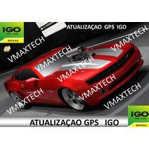 Atualização Gps Igo My Way + Frete Grátis 3,5 4,3 5 E 7
