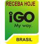 Gps Navegador Igo Radar Android Multiresolução -envio Grátis