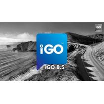 Atualização 2016 Gps Clarion Nx700b Com Igo 8 - Download