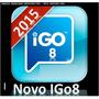 Atualização Novo Igo8.4 2015 Discovery,aquairus,multilaser