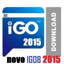 Atualização Igo8 2015 Foston,hbuster,aquarius,multilaser,mid