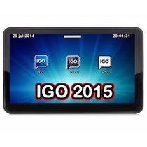 Atualização Gps Igo 2014 - Igo8, Primo, Amigo*cartão De 4gb*