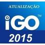 Atualização Novo Igo8 2015 Para 7 Polegadas Envio Grátis