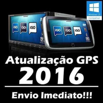 Atualização Gps 2016 Top! P/ Naveg Igo8 Amigo Primo #cmkb