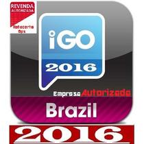 Atualização Gps Igo8 2016 Igo Foston,aquarius,multilaser,etc