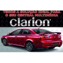 Navegador Primo Clarion 2015 Central Multimídia Nx-501bb