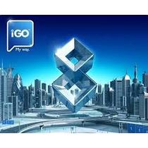 Atualização Gps 2014 Navegador Igo8 + Cartão Sd 2gb.