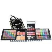 Estojo Bolsinha De Maquiagem Completo-com Sombras 3d
