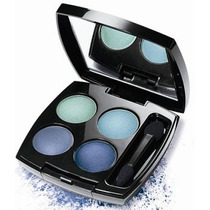Quarteto De Sombras True Color Jeans Avon