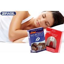Kit Anti Ronco No Ronco C/ 2 Aparelhos- Nasal E Bucal