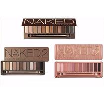 Maquiagem Naked 1, 2, 3 E 5 - Importado U.s.a + Frete Gratis