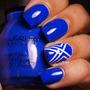 Esmalte Sinful Colors Azul Royal Endless Blue 1052 No Basil!