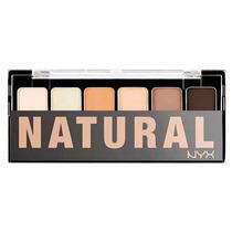 Nova Paleta Nyx Tns01 Natural Eye Shadow Palette- Sombra Nyx