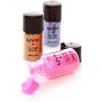 Pigmento Glitter - Nyx - Pronta Entrega No Brasil