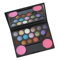 Estojo De Maquiagem 15 Corês - Blush / Sombra