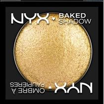 Sombra Baked Nyx - Brilho E Cor Com Intensidade -vários Tons