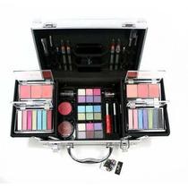 Maleta De Maquiagem Jasmyne Profissional Kit Blush Completa