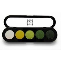 Paleta De Sombra Makeup Atelier Paris T08 Frete Grátis