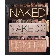 Paleta Naked Ub 1 , 2 Ou 3 Pronta Entrega