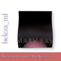 Mini Estojo Compacto Mary Kay (vazio)