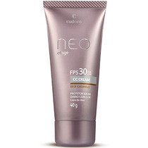 Cc Cream Base Neo Etage Bege Caramelo Fps 30 40g Eudora